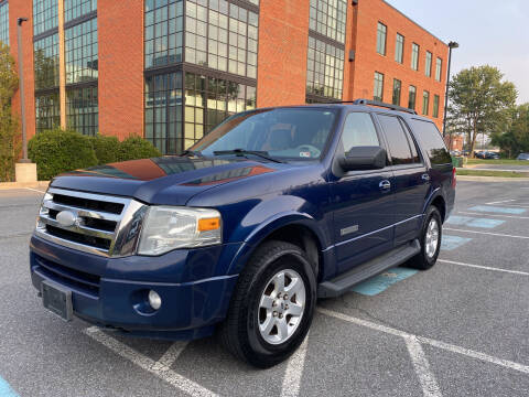 2008 Ford Expedition for sale at Auto Wholesalers Of Rockville in Rockville MD