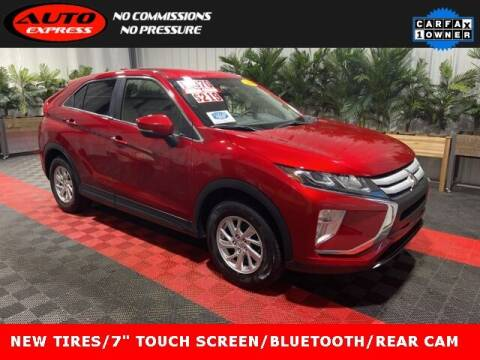 2019 Mitsubishi Eclipse Cross for sale at Auto Express in Lafayette IN