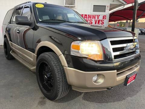 2014 Ford Expedition for sale at Manny G Motors in San Antonio TX