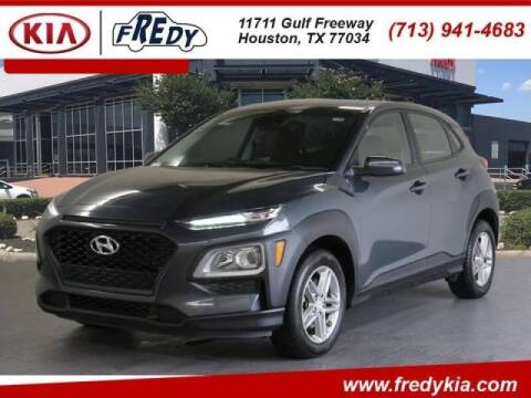 2019 Hyundai Kona for sale at FREDYS CARS FOR LESS in Houston TX