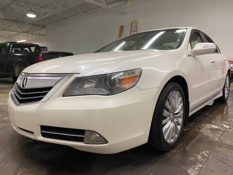 2011 Acura RL for sale at Paley Auto Group in Columbus OH