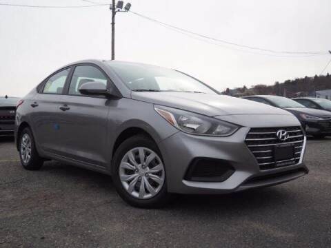 2021 Hyundai Accent for sale at Mirak Hyundai in Arlington MA