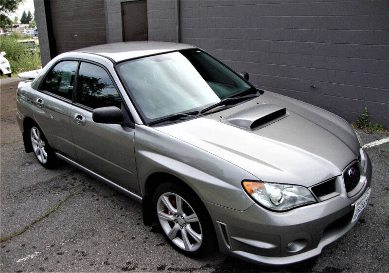 2006 Subaru Impreza for sale at Stallion Auto Sales llc in Roseville CA