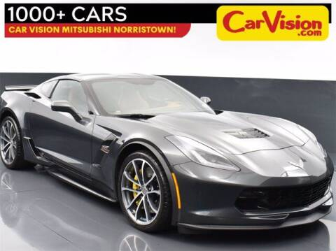 2019 Chevrolet Corvette for sale at Car Vision Buying Center in Norristown PA
