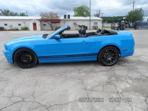 2013 Ford Mustang for sale at Town and Country Motors in Warsaw MO
