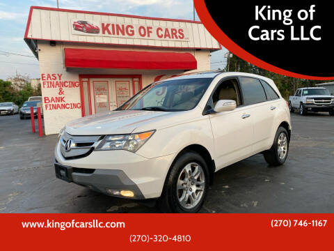 2009 Acura MDX for sale at King of Cars LLC in Bowling Green KY