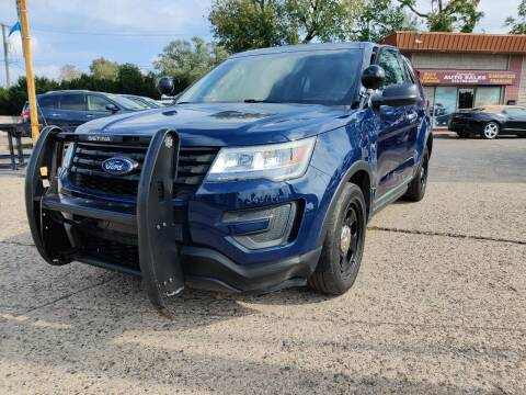 2017 Ford Explorer for sale at Lamarina Auto Sales in Dearborn Heights MI