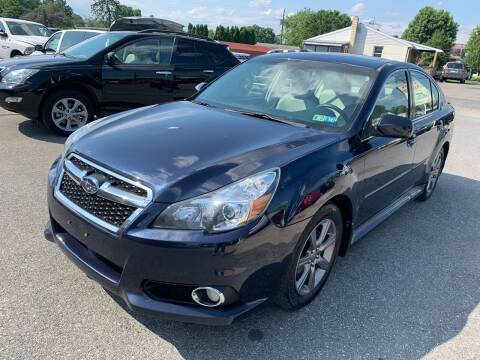 2014 Subaru Legacy for sale at Sam's Auto in Akron PA