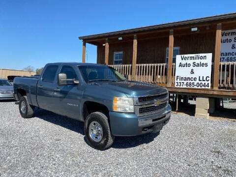 2009 Chevrolet Silverado 2500HD for sale at Vermilion Auto Sales & Finance in Erath LA