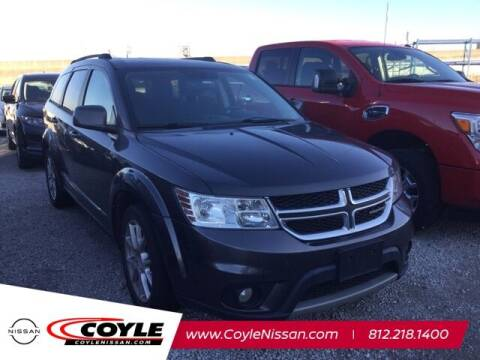 2015 Dodge Journey for sale at COYLE GM - COYLE NISSAN - Coyle Nissan in Clarksville IN