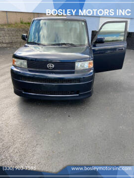 2006 Scion xB for sale at BOSLEY MOTORS INC in Tallmadge OH