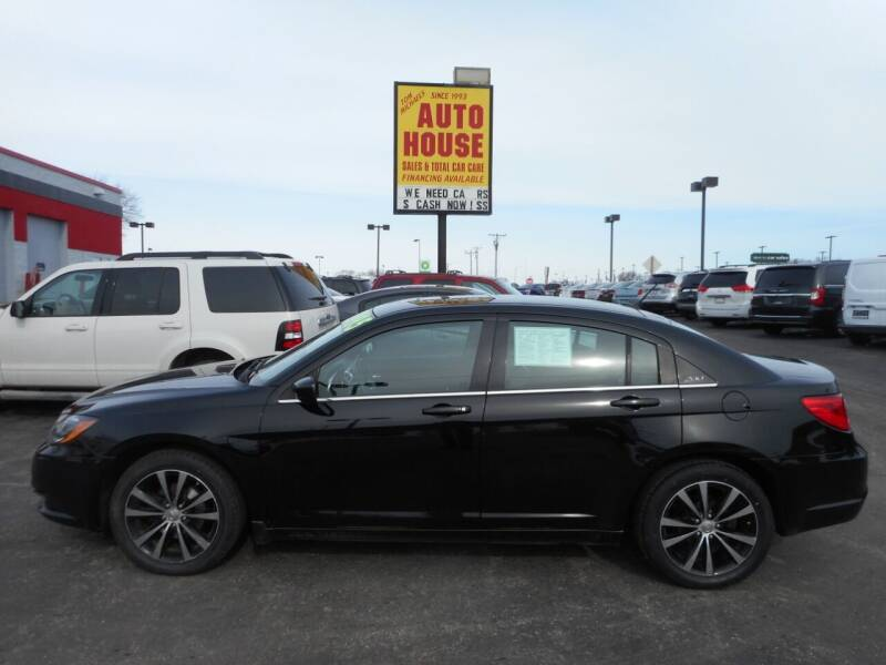 2012 Chrysler 200 for sale at AUTO HOUSE WAUKESHA in Waukesha WI
