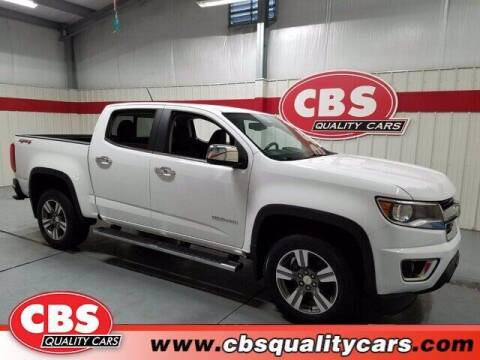2016 Chevrolet Colorado for sale at CBS Quality Cars in Durham NC