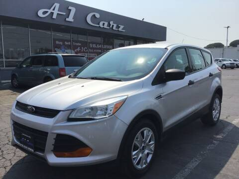 2016 Ford Escape for sale at A1 Carz, Inc in Sacramento CA