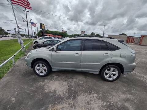 2005 Lexus RX 330 for sale at BIG 7 USED CARS INC in League City TX