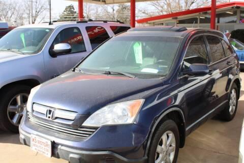 2008 Honda CR-V for sale at KD Motors in Lubbock TX