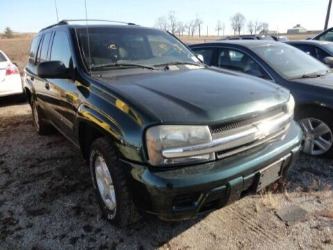 2003 Chevrolet TrailBlazer for sale at Carz R Us 1 Heyworth IL - Carz R Us Armington IL in Armington IL