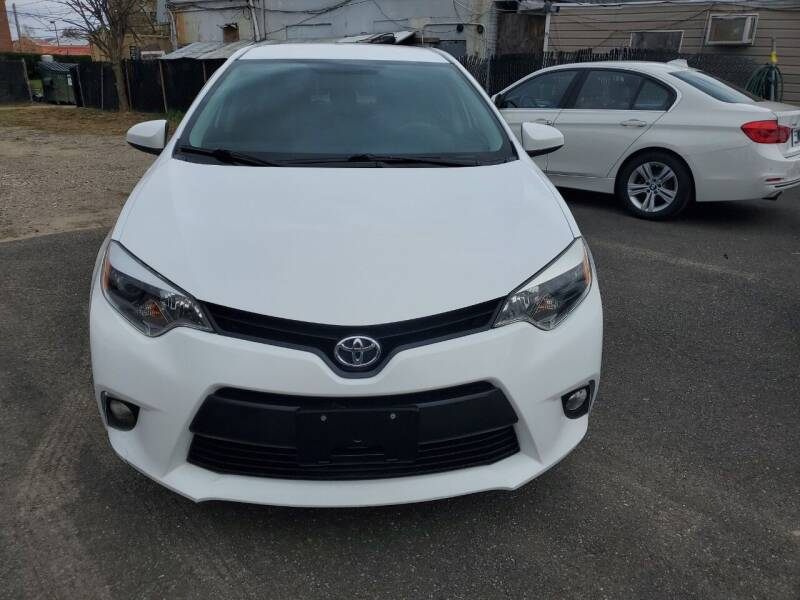 2015 Toyota Corolla for sale at OFIER AUTO SALES in Freeport NY