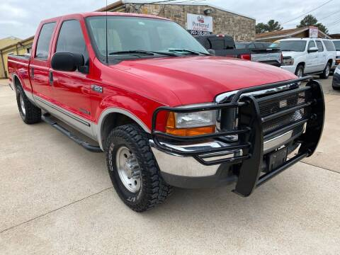 2000 Ford F-250 Super Duty for sale at Preferred Auto Sales in Tyler TX