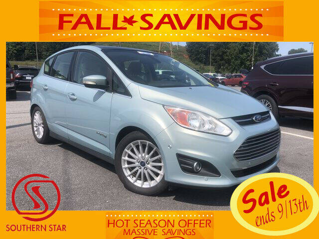 2013 Ford C-MAX Hybrid for sale at Southern Star Automotive, Inc. in Duluth GA