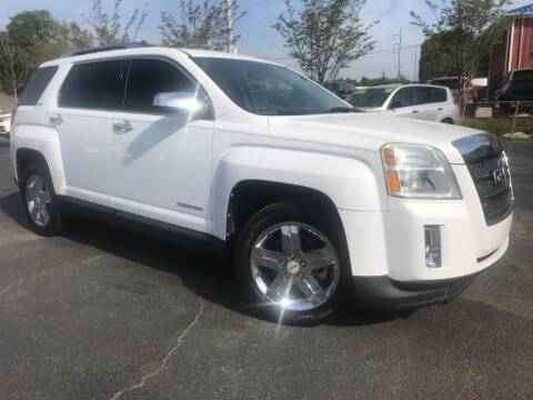 2012 GMC Terrain for sale at Town Square Motors in Lawrenceville GA