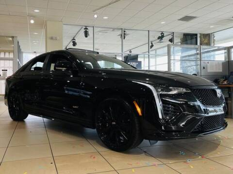 2020 Cadillac CT4 for sale at RUSTY WALLACE CADILLAC GMC KIA in Morristown TN