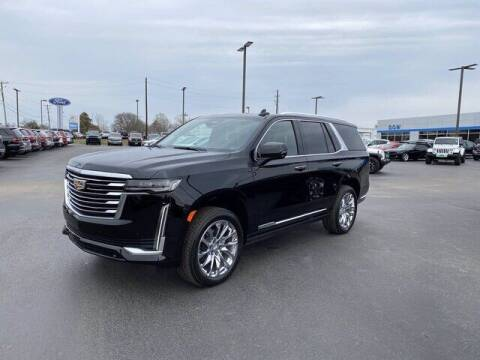 2021 Cadillac Escalade for sale at DOW AUTOPLEX in Mineola TX