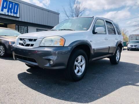 2005 Mazda Tribute for sale at Carpro Auto Sales in Chesapeake VA