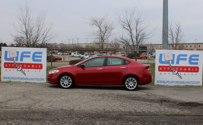 2013 Dodge Dart for sale at LIFE AFFORDABLE AUTO SALES in Columbus OH