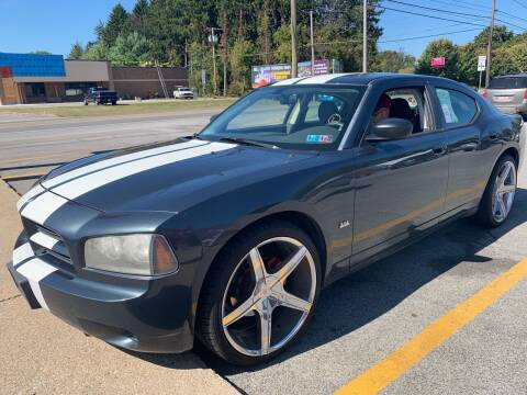 2008 Dodge Charger for sale at Trocci's Auto Sales in West Pittsburg PA