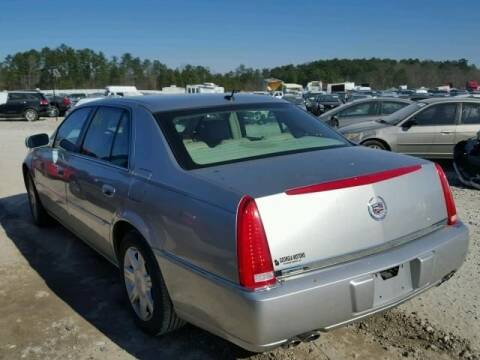 2006 Cadillac DTS for sale at JacksonvilleMotorMall.com in Jacksonville FL