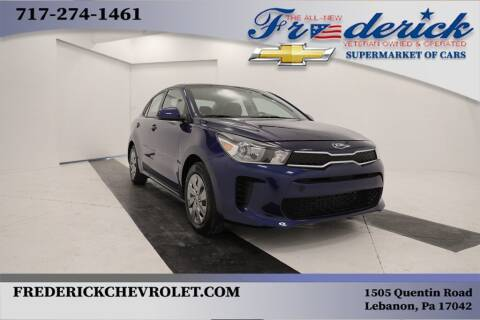 2020 Kia Rio for sale at Lancaster Pre-Owned in Lancaster PA
