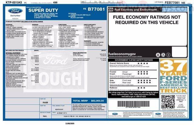 2015 Ford F-250 Super Duty Lariat - Chillicothe MO