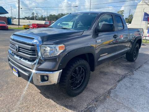 2014 Toyota Tundra for sale at Bay Motors in Tomball TX
