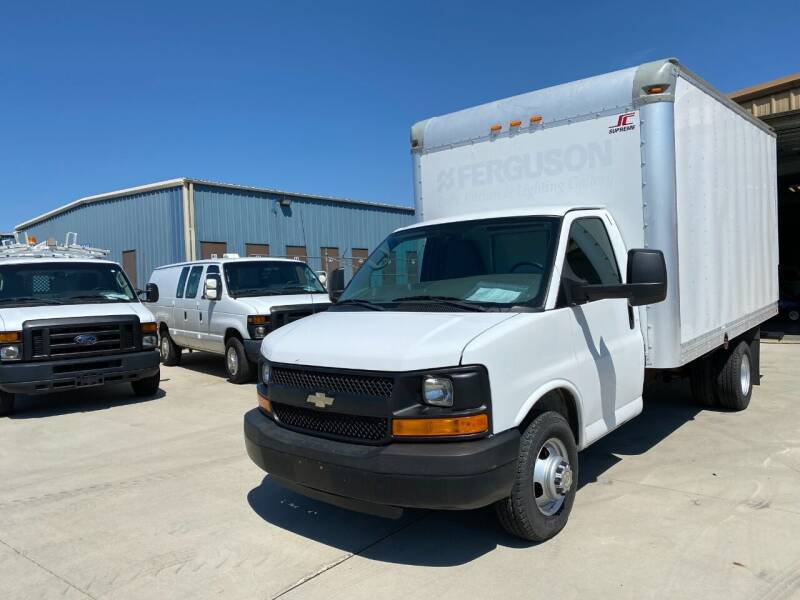 2013 SOLD....Chevy Cube Van NICE! Excellent Tires, Pull Out Ramp for sale at Albers Sales and Leasing, Inc in Bismarck ND