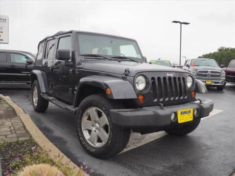 2010 Jeep Wrangler Unlimited for sale at Buhler and Bitter Chrysler Jeep in Hazlet NJ