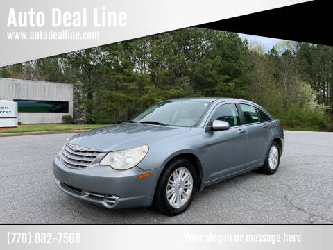 2008 Chrysler Sebring for sale at Auto Deal Line in Alpharetta GA