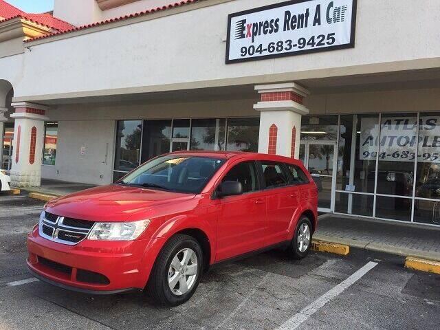 2013 Dodge Journey for sale at Express Rent-A-Car in Jacksonville FL
