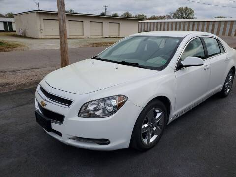 2010 Chevrolet Malibu for sale at Savannah Motor Co in Savannah TN