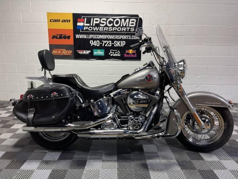 2016 Harley-Davidson® FLSTC - Heritage Softail® for sale at Lipscomb Powersports in Wichita Falls TX