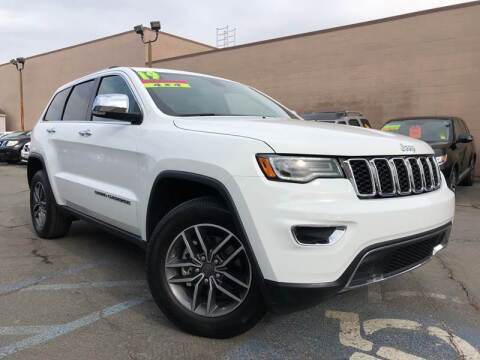 2019 Jeep Grand Cherokee for sale at Cars 2 Go in Clovis CA