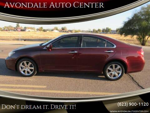 2007 Lexus ES 350 for sale at Avondale Auto Center in Avondale AZ