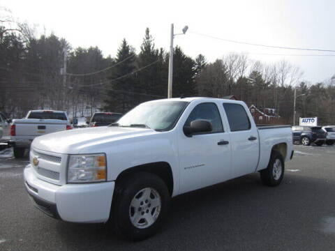 2013 Chevrolet Silverado 1500 for sale at Auto Choice of Middleton in Middleton MA