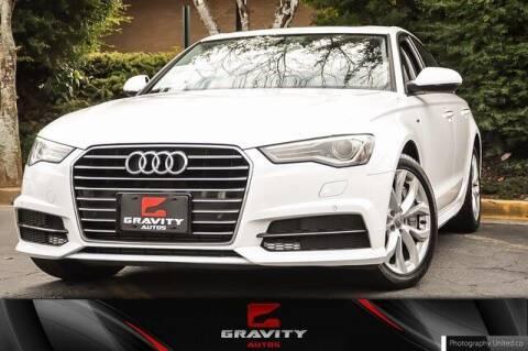 2017 Audi A6 for sale at Gravity Autos Atlanta in Atlanta GA