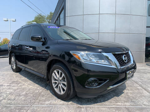 2016 Nissan Pathfinder for sale at Berge Auto in Orem UT