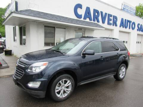 2017 Chevrolet Equinox for sale at Carver Auto Sales in Saint Paul MN