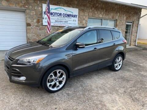 2016 Ford Escape for sale at KC Motor Company in Chattanooga TN