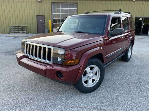 2007 Jeep Commander for sale at Best Deal Auto Sales in Saint Charles MO