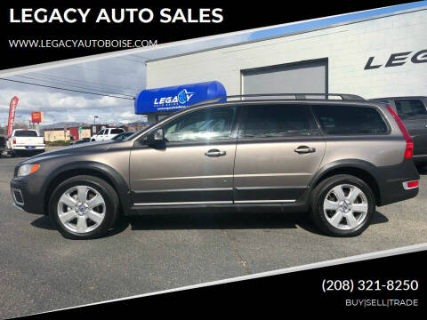 2009 Volvo XC70 for sale at LEGACY AUTO SALES in Boise ID
