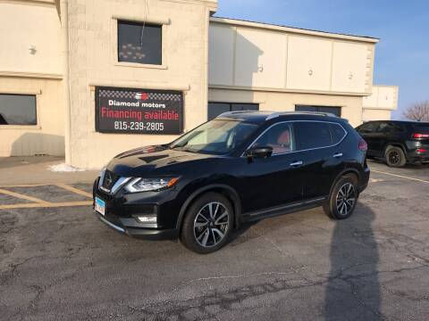 2018 Nissan Rogue for sale at Diamond Motors in Pecatonica IL